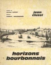 Horizons bourbonnais - Couverture - Format classique