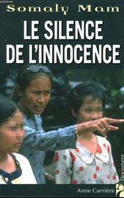 Le silence de l'innocence - Couverture - Format classique
