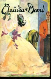 Claudia Et David - Couverture - Format classique