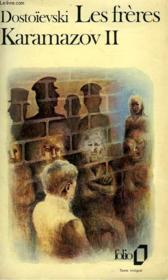 Les Freres Karamazov - Ii - Couverture - Format classique