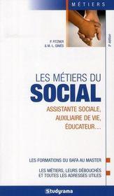 Les métiers du social - Intérieur - Format classique
