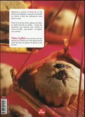 Desserts et pains sans gluten - 4ème de couverture - Format classique