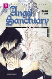 Angel sanctuary t.9 - Couverture - Format classique