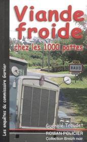 Viande Froide Chez Les 1000 Pattes - Couverture - Format classique