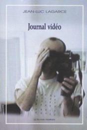 Journal vidéo - Couverture - Format classique
