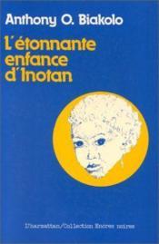 L'étonnante enfance d'Inotan - Couverture - Format classique