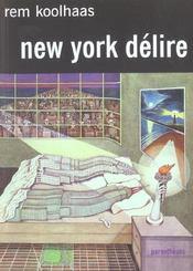 New York délire - Intérieur - Format classique