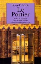 Le Portier - Couverture - Format classique