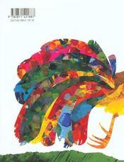 Coq Qui Voulait Voyager (Le) - 4ème de couverture - Format classique