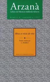 Reves et recits de reve - Couverture - Format classique