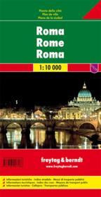 Rome (édition 2005) - 4ème de couverture - Format classique