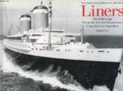 Liners ; L'Age D'Or Du Paquebot - Couverture - Format classique