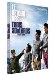Le Retour Des Trois Soûlards - Couverture - Format classique