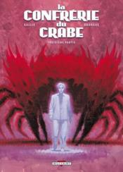 La confrérie du crabe t.3 - Couverture - Format classique