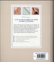Finitions haute-couture - 4ème de couverture - Format classique