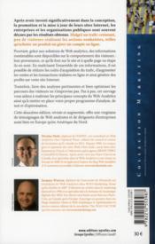 Web analytics ; mesurer le succès et maximiser les profits de votre site web (2e édition) - 4ème de couverture - Format classique
