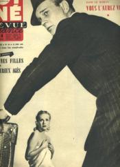 Cine Revue France - 33e Annee - N° 24 - L'Homme Au Masque De Cire - Couverture - Format classique