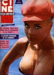 Cine Revue Tele-Revue - 46e Annee - N° 36 - L'Espion Aux Pattes De Velours - Couverture - Format classique