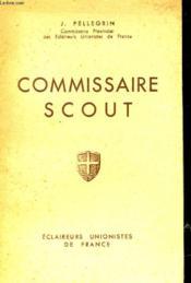 Commissaire Scout - Couverture - Format classique