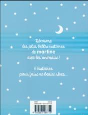 Recueils Martine ; Martine Petites Histoires T.8 ; Petites Histoires D'Animaux - 4ème de couverture - Format classique