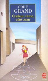 Couleur Citron Cote Coeur - Intérieur - Format classique