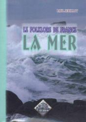 Le folklore de France t.2 ; la mer - Couverture - Format classique