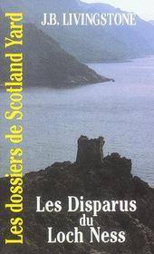 Les Disparus Du Loch Ness - Intérieur - Format classique
