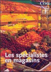 Les Specialistes En Magasins (Dvd) - Couverture - Format classique