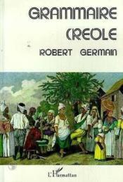 Grammaire Creole - Couverture - Format classique