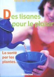 Des tisanes pour le plaisir - Intérieur - Format classique