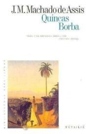 Quincas Borda - Couverture - Format classique