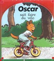 Oscar sait faire du velo - Intérieur - Format classique