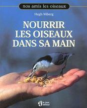 Nourrir Les Oiseaux Dans Sa Main - Intérieur - Format classique