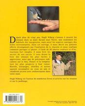 Nourrir Les Oiseaux Dans Sa Main - 4ème de couverture - Format classique