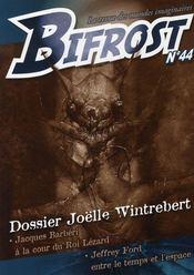 Revue Bifrost N.44 ; Spécial Joëlle Wintrebert - Intérieur - Format classique