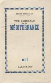 Vue generale de la mediterranée - Couverture - Format classique