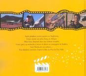 La Piste - 4ème de couverture - Format classique