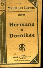 Hermann Et Dorothee. Collection : Les Meilleurs Livres N° 78. - Couverture - Format classique