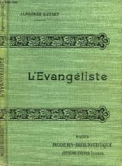 L'Evangeliste. - Couverture - Format classique