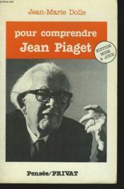 Por Comprendre Jean Piaget - Couverture - Format classique