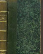 Les Chimeres De Marc Le Praistre - Couverture - Format classique