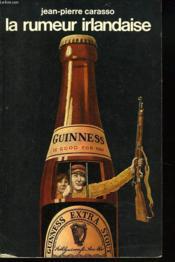 La Rumeur Irlandaise - Couverture - Format classique