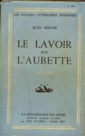 Le Lavoir Sur L'Aubette - Couverture - Format classique