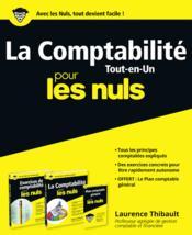 Comptabilité tout-en-un pour les nuls - Couverture - Format classique