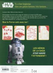 Disney ; Star Wars ; mon livre de jeux et de coloriages ; Yoda - 4ème de couverture - Format classique