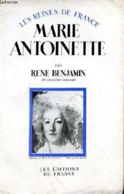 Marie Antoinette - Couverture - Format classique