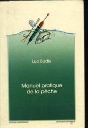Manuel pratique peche(ae) - Couverture - Format classique