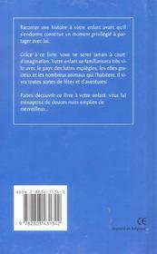 Chaque Soir Une Histoire Du Pays Des Lutins - 4ème de couverture - Format classique