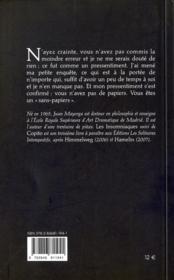 Les insomniaques ; Copito ou les derniers mots de Flocon de neige, le singe blanc de Barcelone - 4ème de couverture - Format classique