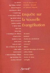 Enquete sur la nouvelle evangelisation - Intérieur - Format classique